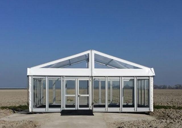 transparante tent 6 meter
